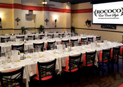 Rococo-Restaurant-Oklahoma-City-Catering-Private-Dining-Room-Seated-Dinner