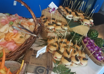 Rococo Catering Buffet
